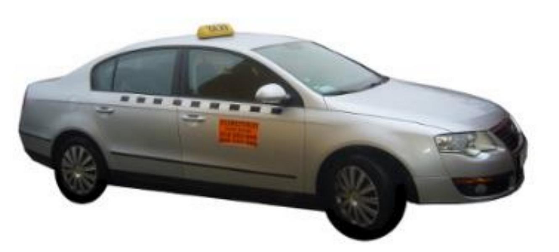 Taxi Kladno - Eurotaxi - fotografie 1/3