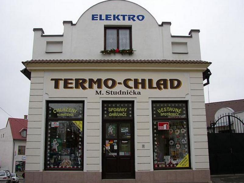 Elektro Studnička, TERMO-CHLAD, prodejna - fotografie 1/5