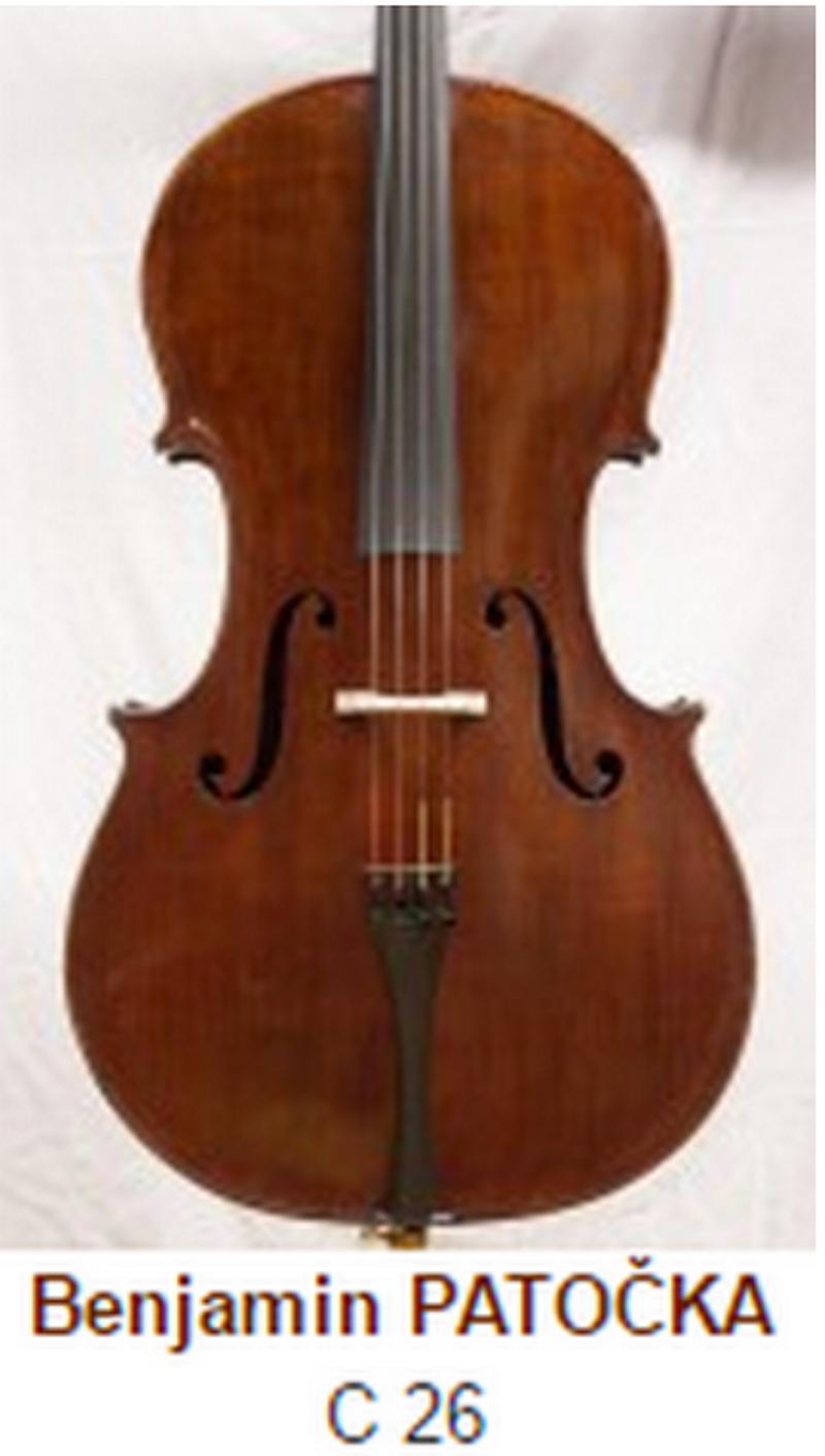 Atelier Paganini - smyčcové hudební nástroje - fotografie 9/15