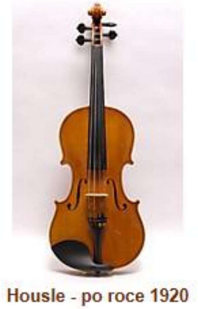 Atelier Paganini - smyčcové hudební nástroje - fotografie 4/15