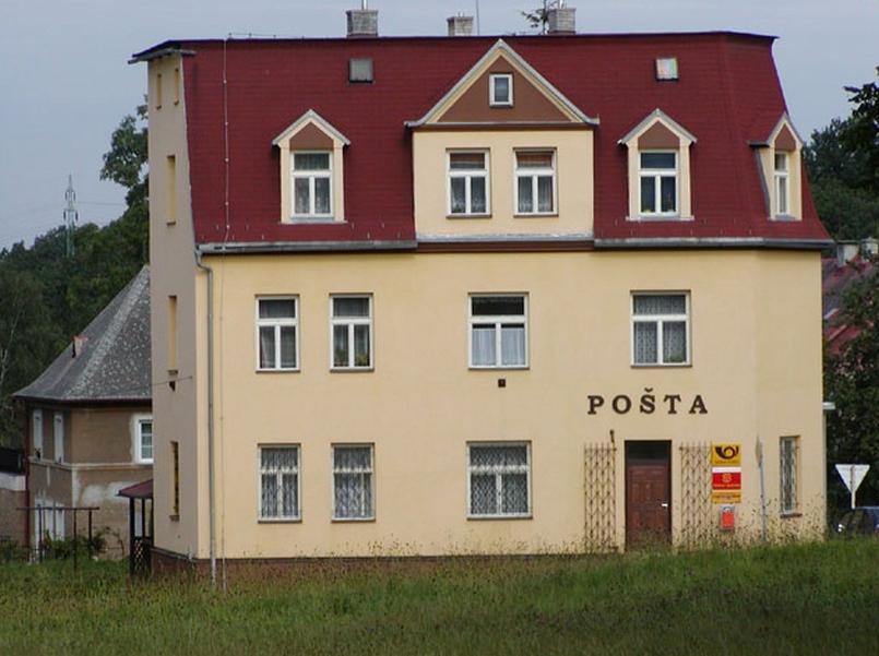 Obecní úřad - Stráž nad Nisou - fotografie 9/15
