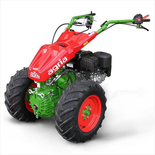 Naše výrobky - zahradní stroje a převodovky