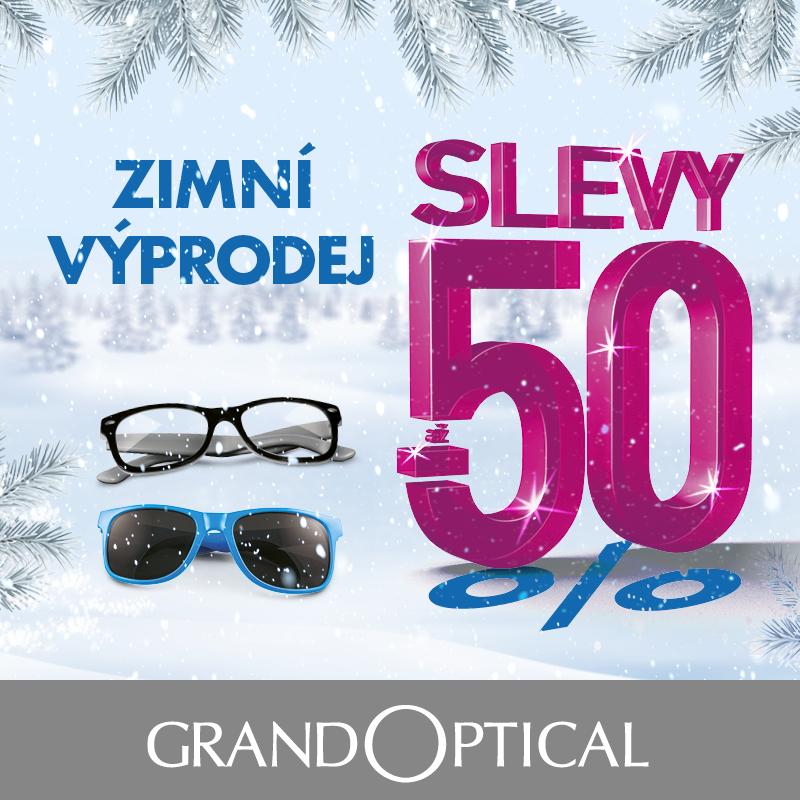 GrandOptical - oční optika OC Nový Smíchov - fotografie 2/18