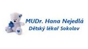 MUDr. Hana Nejedlá - praktický lékař pro děti a dorost