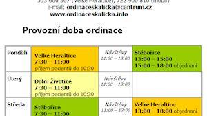 Praktický lékař pro dospělé Skalička Vít MUDr.