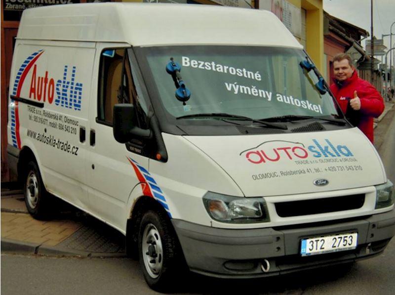 AUTOSKLA - TRADE s.r.o. - fotografie 1/6