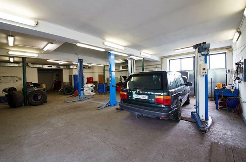 RODOS V+J Teodoridis, s.r.o. pneuservis, servis vozidel - fotografie 2/3
