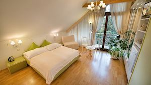 5 Dvoulůžkový pokoj, balkon