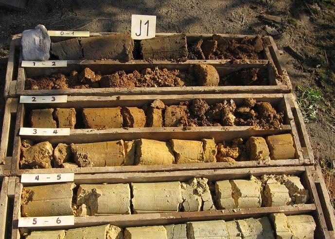 CENTROPROJEKT GROUP a.s. - geologický průzkum - fotografie 1/4