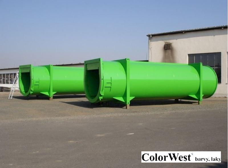 ColorWest, s.r.o. - fotografie 2/2