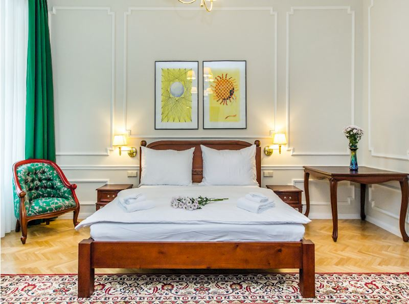 Apartmán De Luxe se dvěma ložnicemi