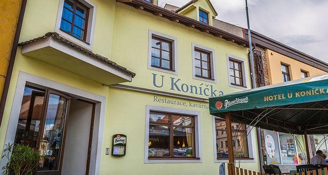 Hotel a restaurace U Koníčka - fotografie 1/8