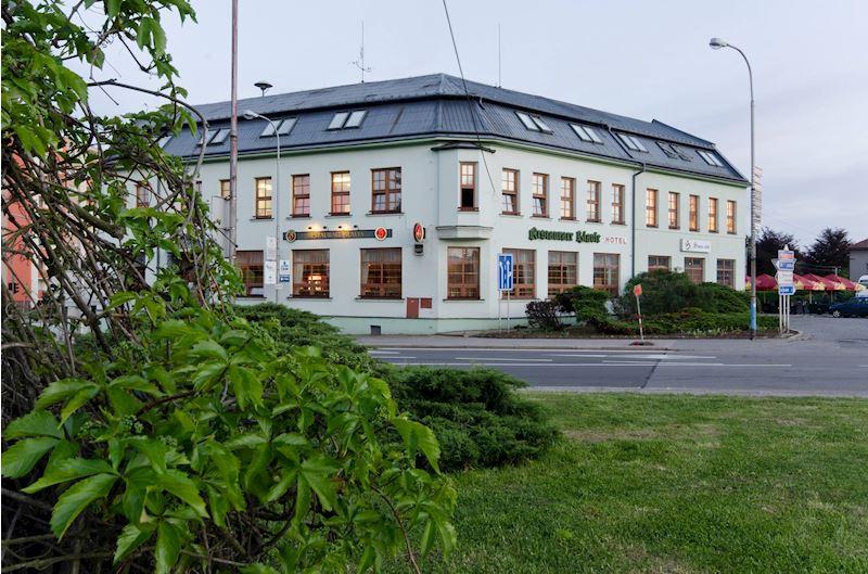 Hotel Slavia - ubytování a restaurace Boskovice - fotografie 1/28
