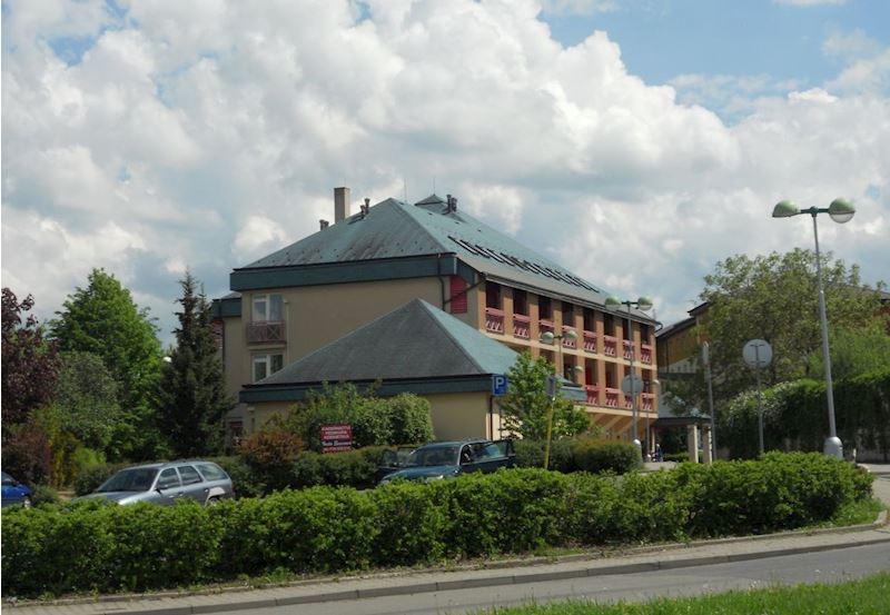 Okolí domova - středisko PE