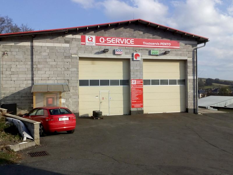 Q-SERVICE TRUCK PENTO s.r.o. - fotografie 4/10
