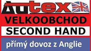 Autex velkoobchod second hand