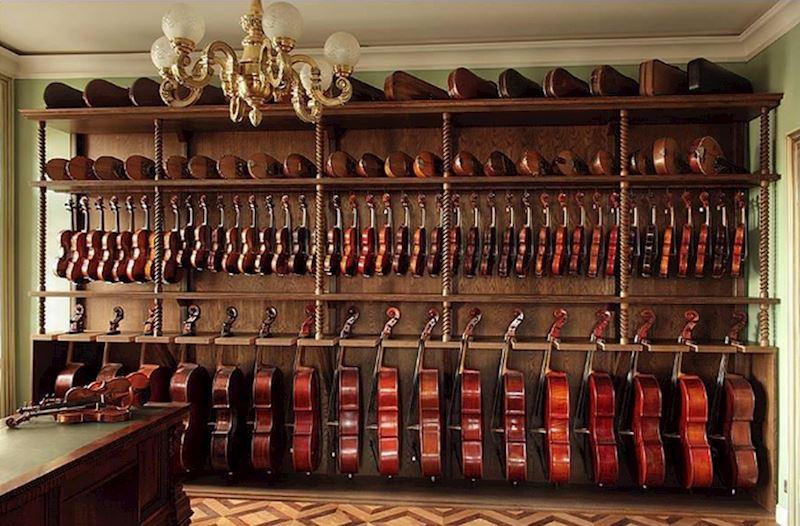 Atelier Paganini - smyčcové hudební nástroje - fotografie 15/15