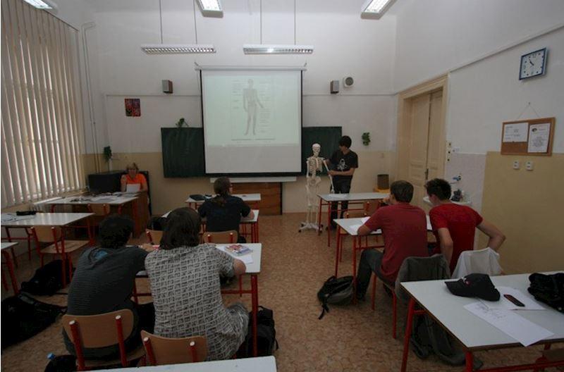 Masarykova střední škola chemická, Praha 1, Křemencova 12 - fotografie 7/10