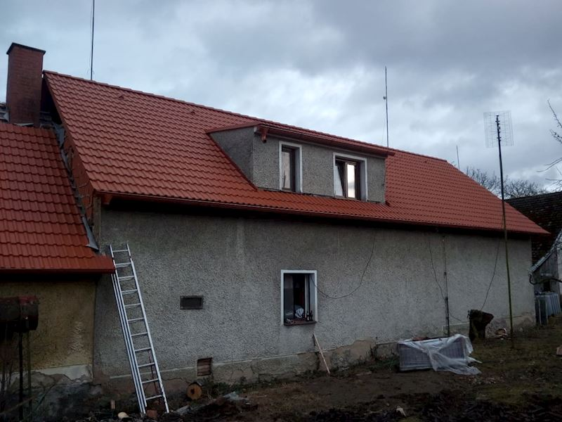 Lukáš Čožík - Klempířské, pokrývačské a stavební práce - fotografie 14/71