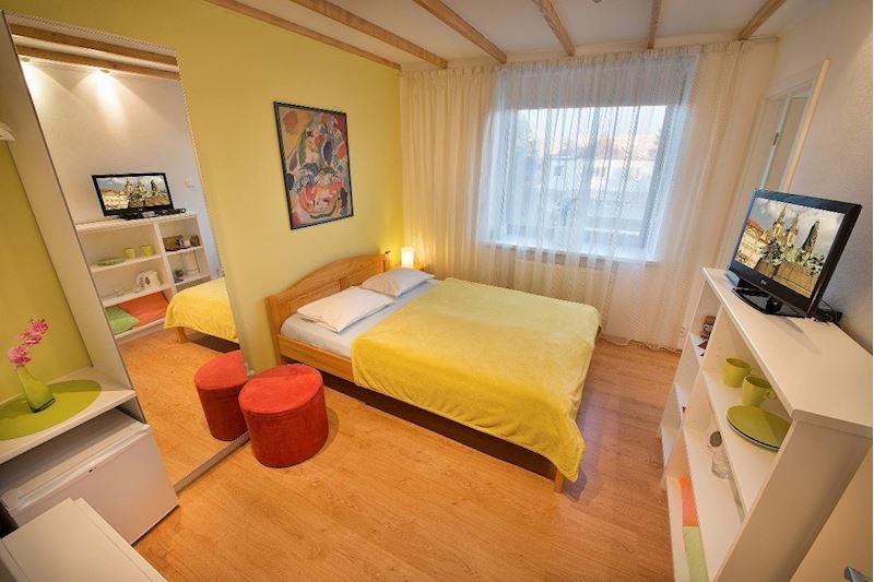 Apartmá (pokoje 3 a 4), KK