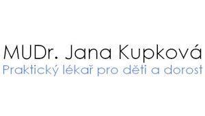 Kupková Jana MUDr.