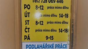 Sklenář Praha 3