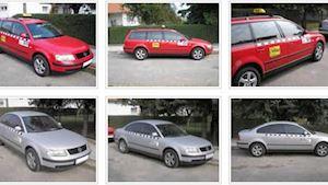 Taxi Comfort Pardubice