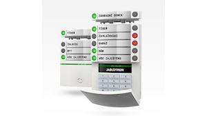 Bezpečnostní alarm JABLOTRON 100