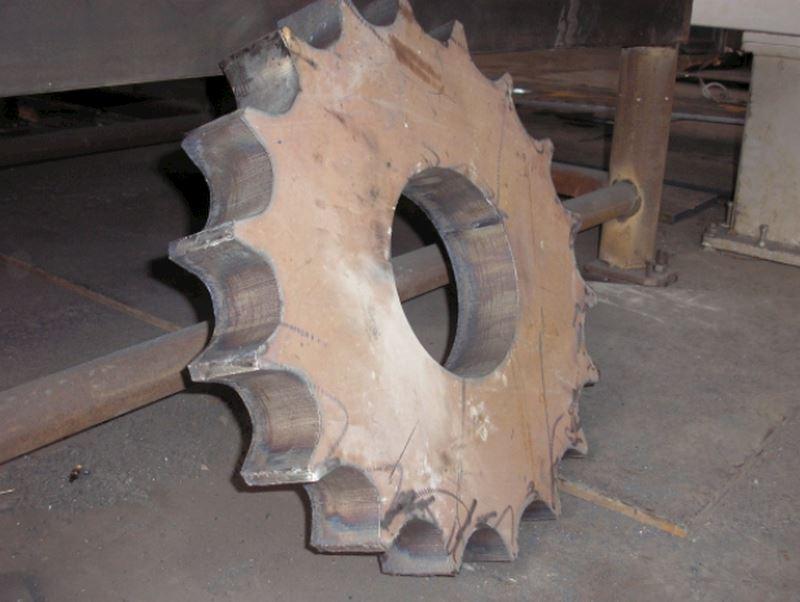 Dimont HDX s.r.o.  - otěruvzdorná ocel HARDOX - fotografie 2/15