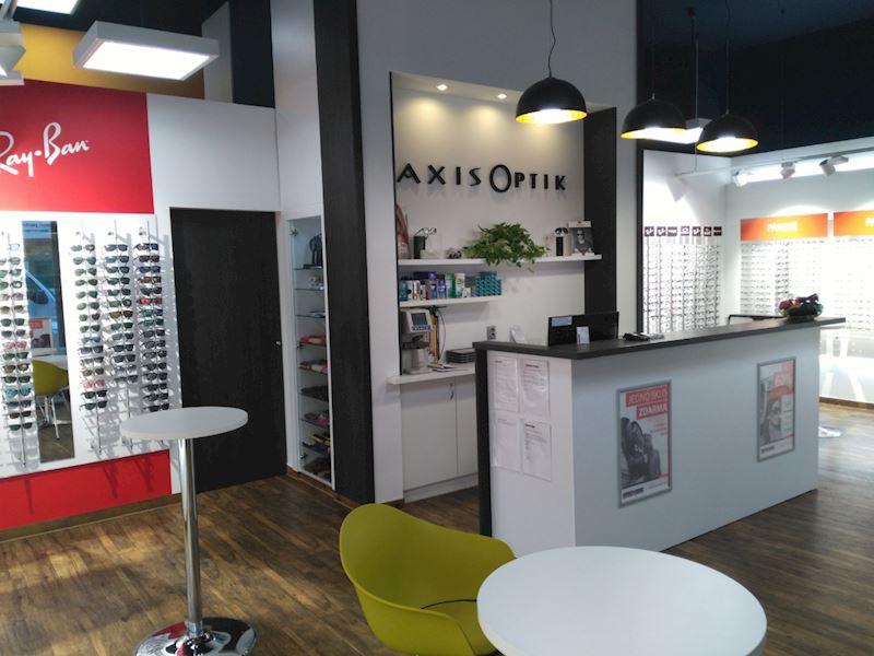 AXIS OPTIK s.r.o. - fotografie 1/12