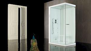 wellness kabina: wellbox / design: decoma design