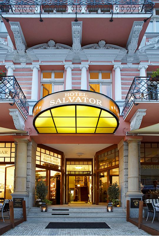 Hotel Salvator**** - fotografie 3/20