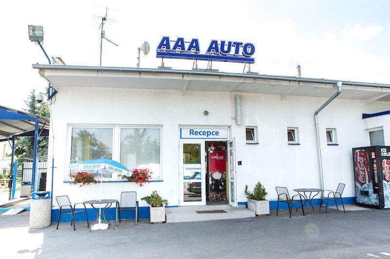 AAA AUTO Chomutov