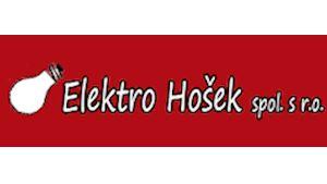 ELEKTRO Hošek - spol. s r.o.