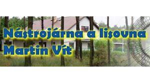 Nástrojárna a lisovna - Vít Martin