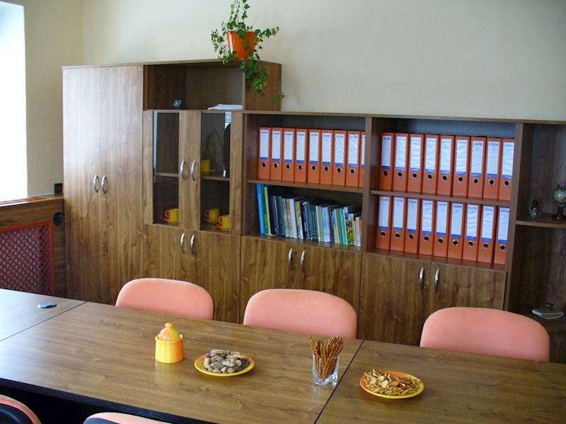 Jednací místnost