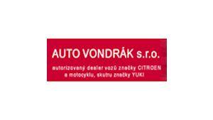 AUTO VONDRÁK s.r.o. - prodej a servis