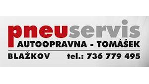 Pneuservis Tomášek Jiří