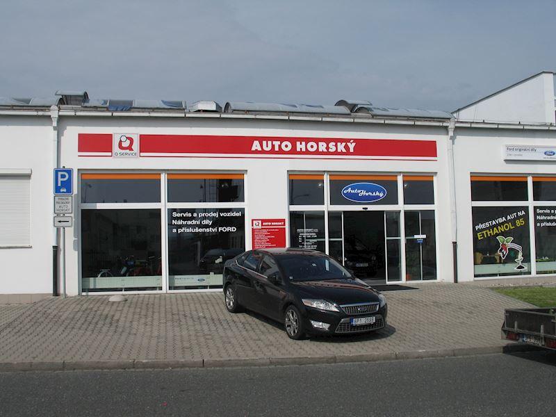 Q-SERVICE Auto Horský s.r.o. - fotografie 4/4