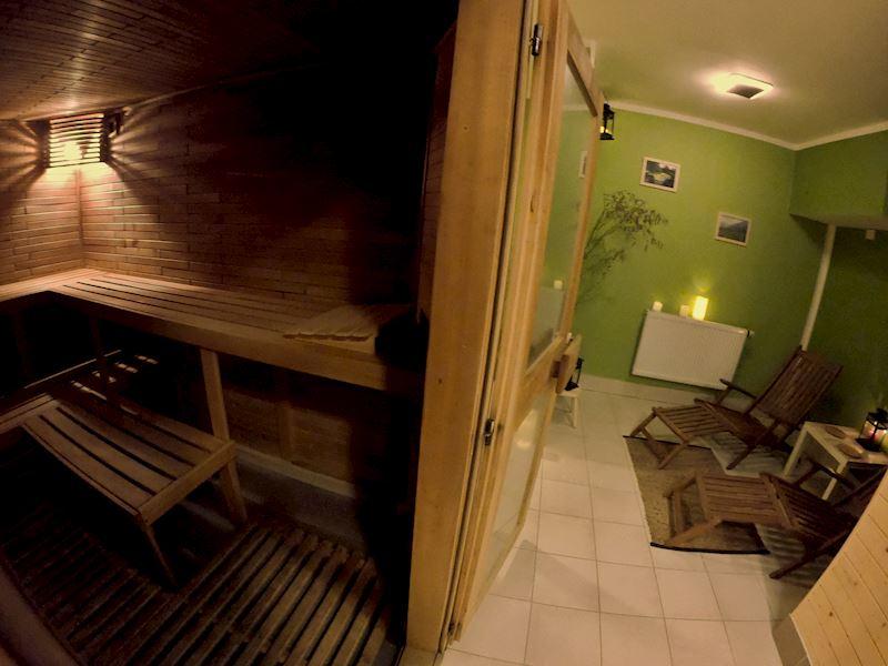 Relax Troja - privátní sauna pro páry a rodinu - fotografie 2/8