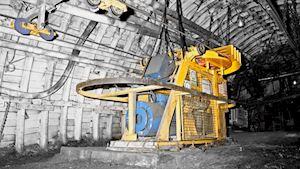 Důlní lanová dráha