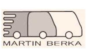 Autobusová doprava - Berka Martin