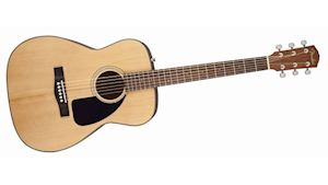 Akustická kytara Fender CF60 Folk