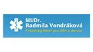 MUDr. Radmila Vondráková