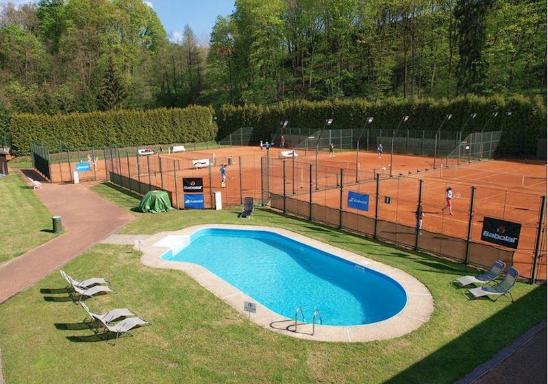 Tenis - Centrum Český Krumlov - fotografie 6/15