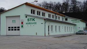 STK pro nákladní vozidla Hořovice