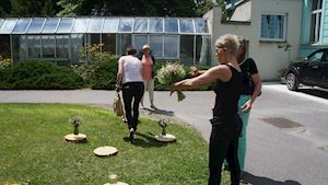 Česká zahradnická akademie v květech