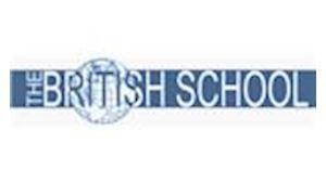 The BRITISH SCHOOL