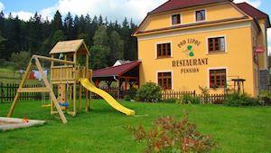 Pension - restaurant Pod lipou, Jan Kubík