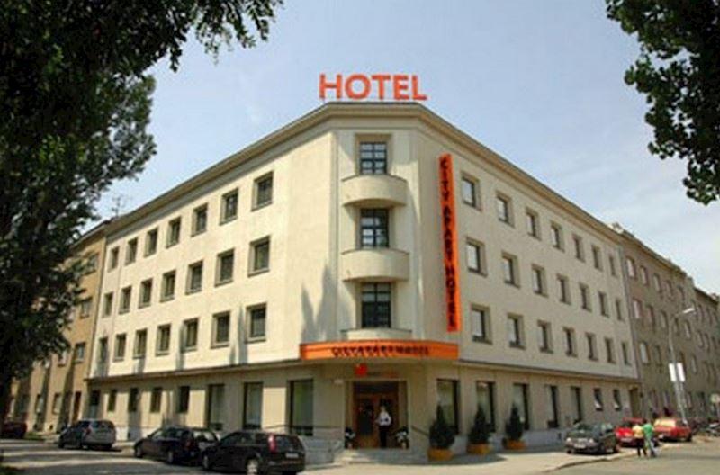 City Apart Hotel Brno - fotografie 3/19